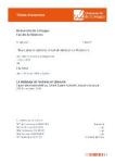 Le dépistage de l'autisme en Limousin